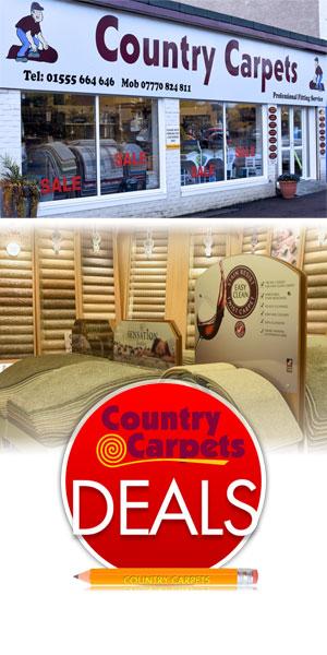 Country Carpets Lanark - Carpet Deals