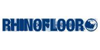 Rhinofloor Flooring Logo - Country Carpets Lanark