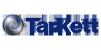 Tarkett Flooring Logo - Country Carpets Lanark